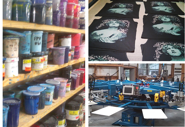 Night Owls Print Shop